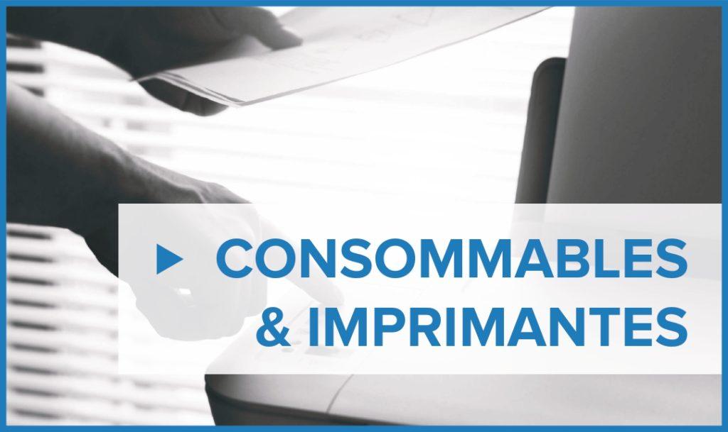 Consommables et imprimantes